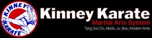 Kinney Karate Martial Arts System: Tang Soo Do, Aikido, Ju Jitsu, Modern Arnis